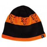 Kapa Fox Collection Beanie Black/Orange