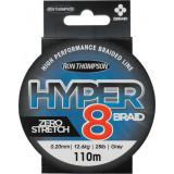 Upredenica Ron Thompson Hyper 8-Braid 0,10-0,22mm
