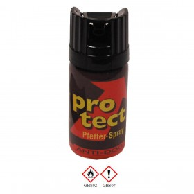 Pfeffer spray MFH Protect 40ml