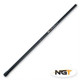 Štap za podmetač NGT Fiberglass Tele 3m 3del