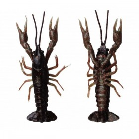 Savage Gear 3D Crayfish 8cm 4g/ 4pcs- Black & Brown