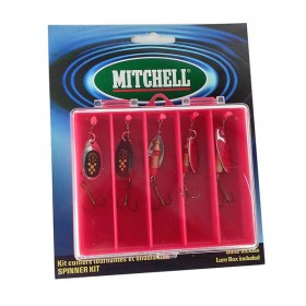 Set Spinerjev Mitchell Spinner Kit/ 5kom