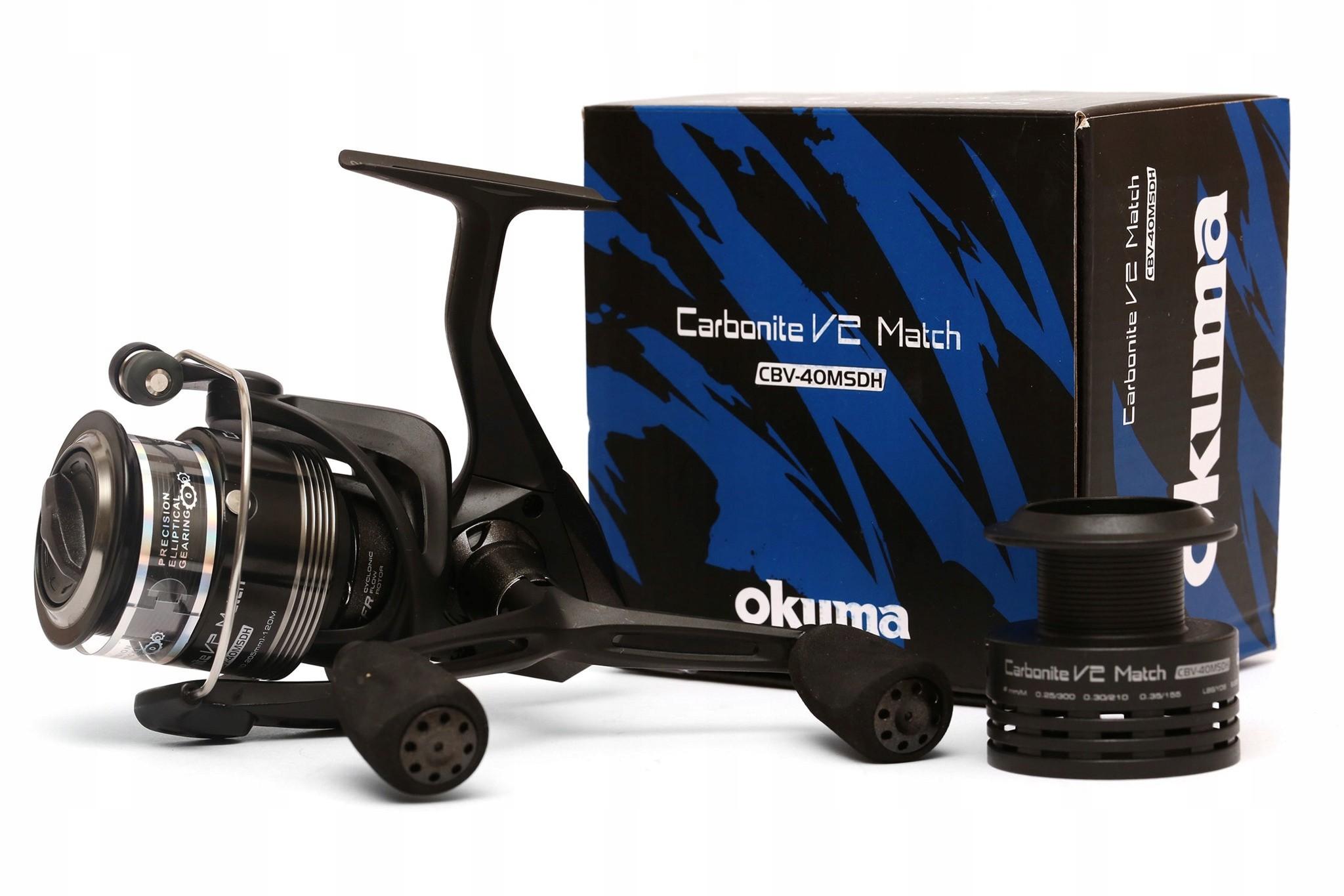 Rola Okuma Carbonite V2 Match CBV-40MRSDH