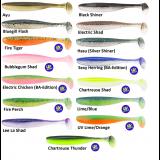"""Silikonska vaba Keitech Easy Shiner 5""""- izbira barve"""