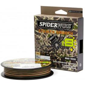 Vrvica Spiderwire Stealth Smooth X8 Camo 0,19mm 300m