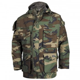 Vojaška jakna MFH Smock 03482T