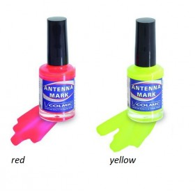 Barva za plovce Colmic Antenna Marker red-yellow