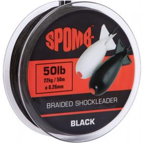 Vrvica Spomb Braided Shockleader 0,26mm 50m