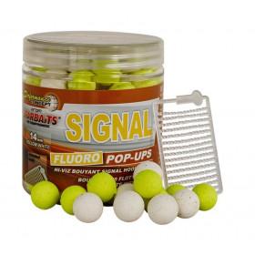 Fluoro Pop Up Starbaits Signal 14mm 80g