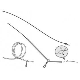Elastic Threader Extra Carp 2710
