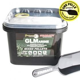 Peleti Starbaits GLM Marine Mixed Pellets 2kg