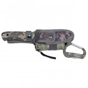 Vojaški nož set MFH Led AT 45451Q