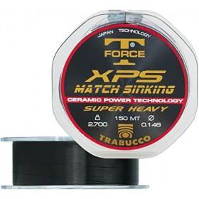 Najlon Trabucco T-Force XPS Match Sinking 0,16-0,25mm 150m