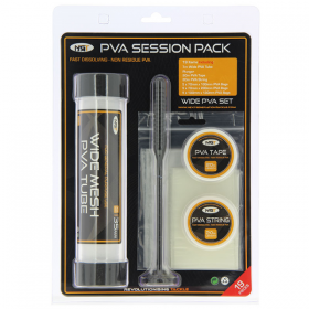 Set NGT PVA Session Pack 19pcs