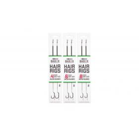 Naveza Korda Basix Hair Rigs Wide Gape 4-8