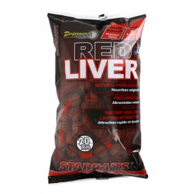 Bojli Starbaits Red Liver 20mm 1kg