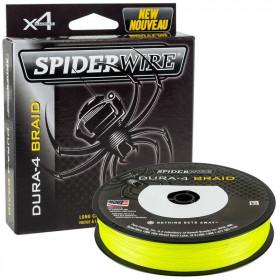 Vrvica Spiderwire Dura-4 Braid Yellow 0,17-0,30mm 150m