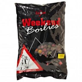 Bojli Carp Zoom Weekend Boilie Meat Mix 16-20mm 2,5kg