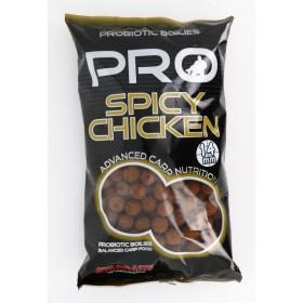 Boilie Starbaits Probiotic Spicy Chicken 20mm 1kg