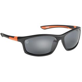 Polaroidna očala Fox Black/Orange Sunglasses