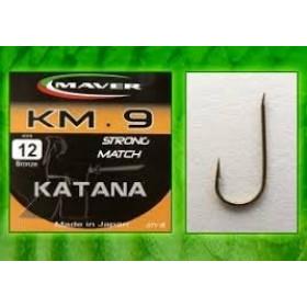 Trnki Maver KM9 - izbira
