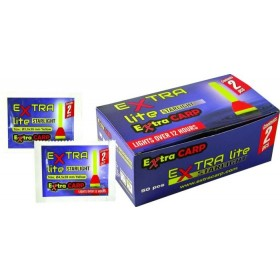Lučka za nočni ribolov Extra Carp Starlight 3-4,5mm /2pcs