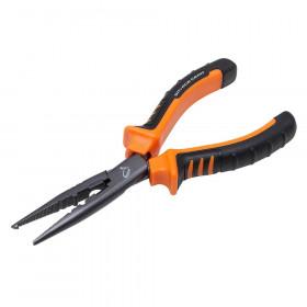 Klešče Savage Gear Splitring and Cut Plier Medium 18cm