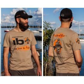 "Majica Imperail Baits T-Shirt -""The Art of Bait""XXL"