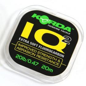 Fluorocarbon Korda IQ2 20LB/0,47- 20m