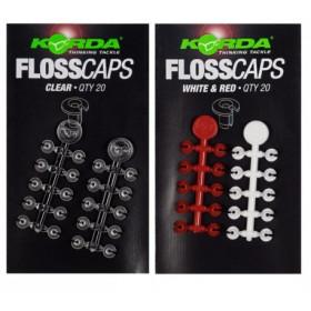 Korda Floss Caps 20kom- izbira