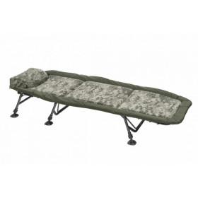 Ležalnik Mivardi CamoCODE Flat6 Bedchair