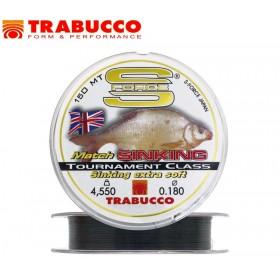 Najlon Trabucco S-Force Match Sinking  0,16mm-0,30mm 150m