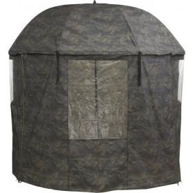 Dežnik Mivardi Umbrella Camou PVC Full Cover