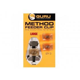 Guru Method Feeder Clip Large