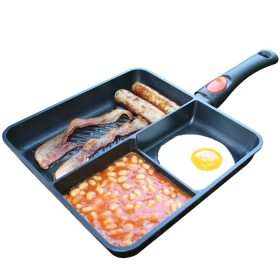 Ponev NGT Multi Section Frying Pan