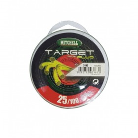 Najlon Mitchell Target Fluo 0,40mm 200m