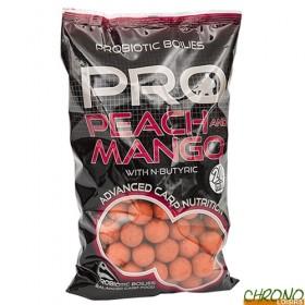 Boilie Starbaits Probiotic 20mm 1kg- Peach&Mango