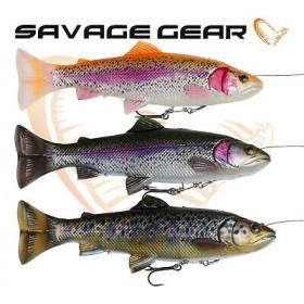 Vaba Savage Gear 4D Line Thru Pulse Tail Trout 16cm 51g