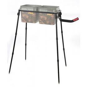 Stojalo za spodiranje Spomb Double Bucket Stand Kit