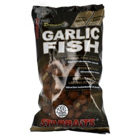 Bojli Starbaits Garlic Fish 20mm 1kg