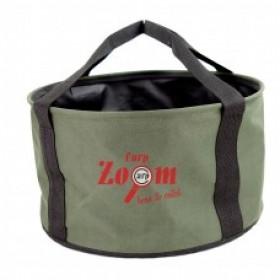 Zložljivo Vedro Foldable Carp Zoom CZ2409
