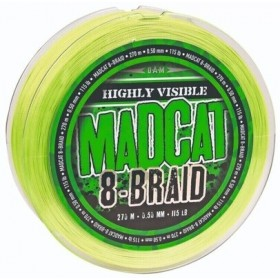 Pletena vrvica Madcat 8-Braid 0,50mm 270m