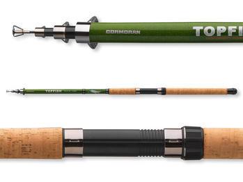 Palica Cormoran Topfish Tele Trout 3,6m 10-30g