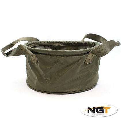 Zložljivo vedro NGT Deluxe Groundbait Bowl 011