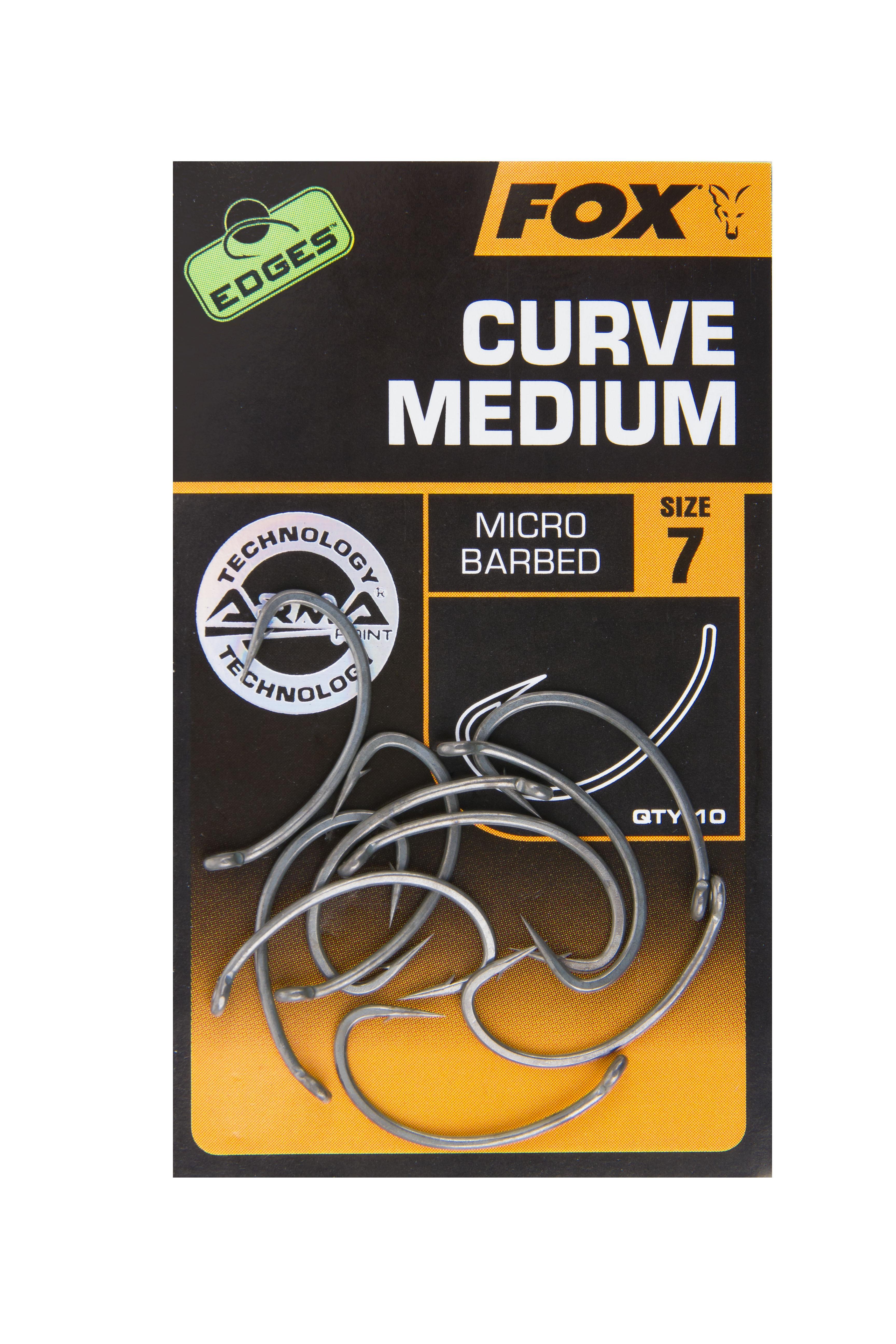 Trnki Fox Curve Medium Št: 6-8