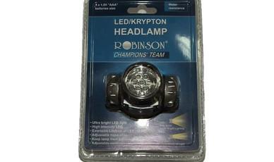Naglavna svetilka Robinoson Champion Headlamp