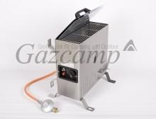Pečka HPV 4 kW Gazcamp