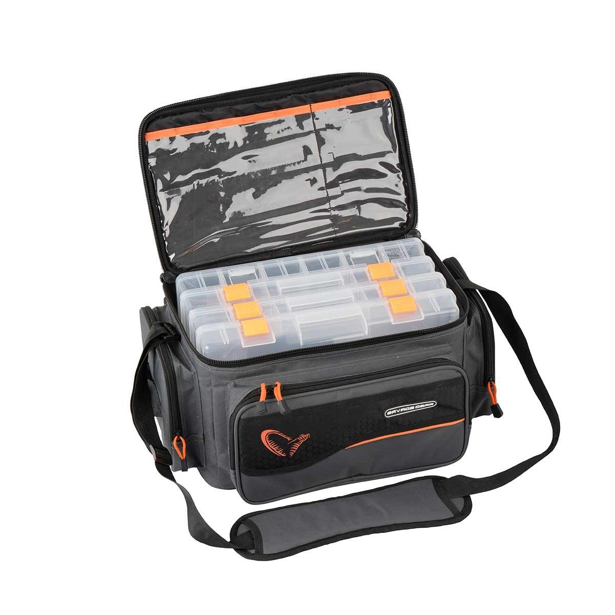 Torba za vijačenje Savage Gear System Box Bag L 54777