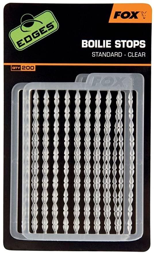 Štoperji Fox Boilie Stops Standard- clear