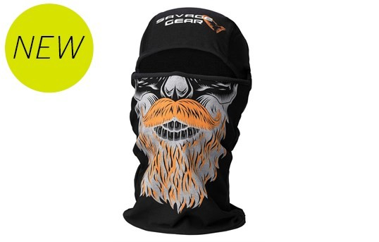 Kapa Savage Gear Beard Balaclava Black
